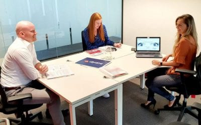 INSA traint Dyami in nonverbal intelligence en risicomanagement!